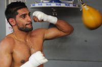 Амир Хан озвучил свой рейтинг лучших супертяжеловесов