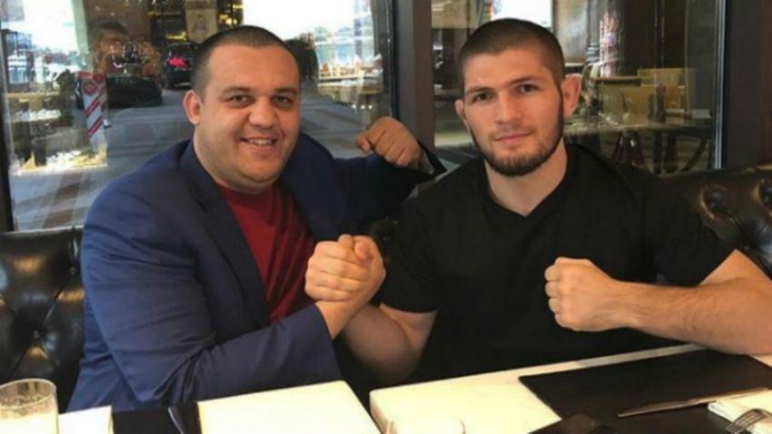 Умар Кремлев работает над организацией дебюта Хабиба Нурмагомедова в профессиональном боксе