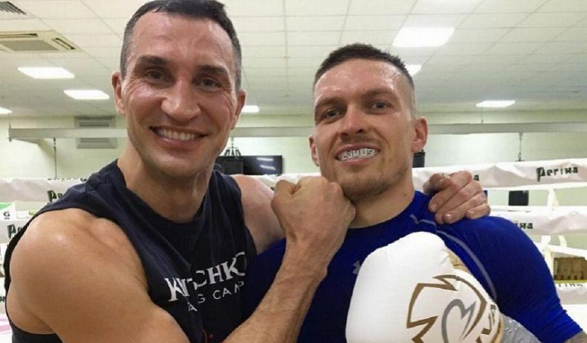 """Экс-тренер Кличко: """"Что я скажу про историю, как Усик гонял Владимира в спаррингах? Это все ерунда"""""""