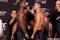 Видео боя Нейт Диас - Леон Эдвардс UFC 263