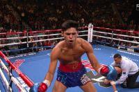 Райан Гарсия уничтожил Ромеро Дуно в первом раунде