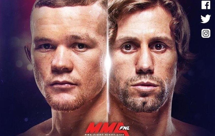 Официально: Петр Ян встретится с Юрайей Фэйбером на UFC 245
