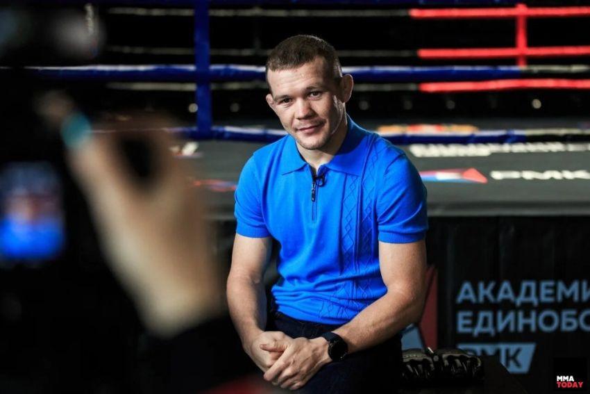 Петр Ян станет персонажем спортивного симулятора EA Sports UFC 3