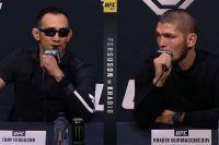 Пресс-конференция UFC 249 Хабиб Нурмагомедов – Тони Фергюсон. Смотреть онлайн прямой эфир
