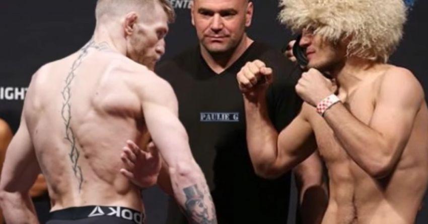 UFC ведет переговоры по организации боя между Нурмагомедовым и Макгрегором