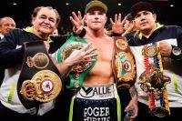 Рейтинг боксёров P4P от The Ring за январь 2020