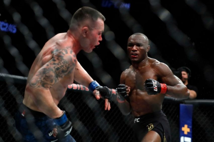 Kamaru Usman calls conditions for rematch with Colby Covington