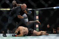 Жаирзиньо Розенштруйк нокаутировал Андрея Орловского в первом раунде на UFC 244
