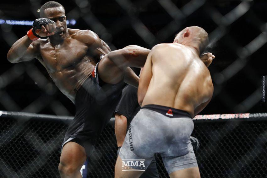"""Джефф Нил: """"Надеюсь доказать на UFC 240, что являюсь лучшим ударником в организации"""""""