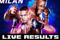 Результаты турнира Bellator Europe 8: Фабиан Эдвардс - Костелло ван Стинис