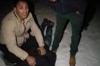 Макван Амирхани нокаутировал вооруженного грабителя