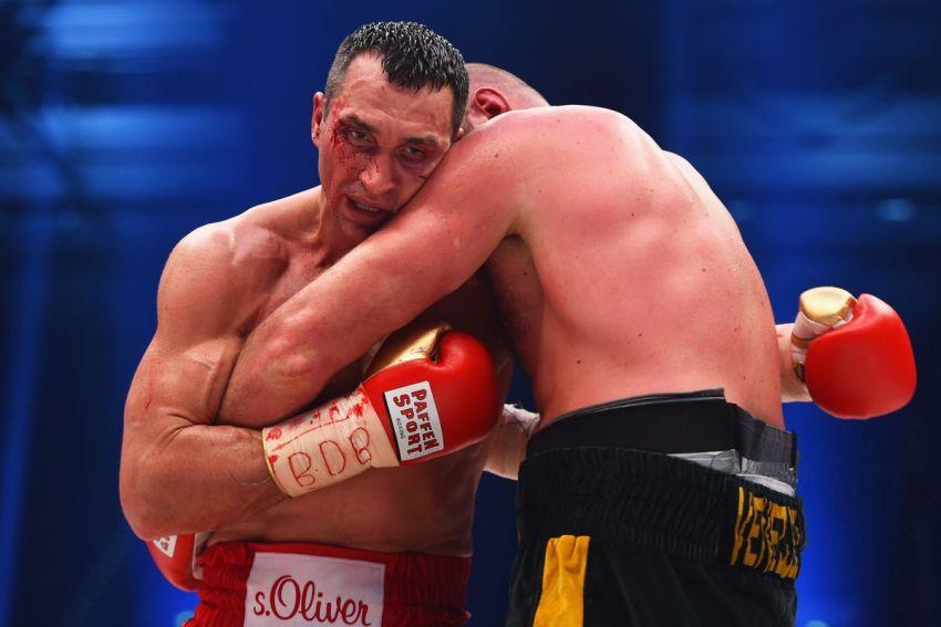 Тайсон Фьюри уверен, что после победы над Владимиром Кличко он не нуждается в статусе абсолютного чемпиона