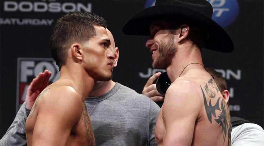 Видео боя Энтони Петтис - Дональд Серроне UFC on Fox 6