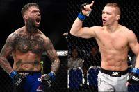 Петр Ян рассказал, почему не подрался с Гарбрандтом за кулисами UFC 245