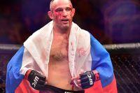 Стал известен соперник Алексея Олейника на турнире UFC 246 в январе