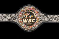 WBC представил специальный пояс к бою Канело – Сондерс