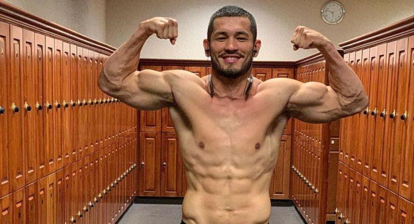 Узбекский боец из команды Флойда Мейвезера подписал контракт с UFC