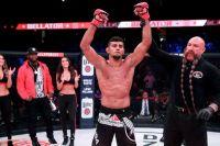 Даглас Лима хочет драться за титул чемпиона среднего веса Bellator