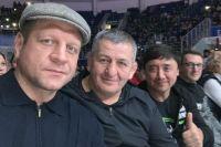 Абдулманап Нурмагомедов поделился впечатлениями от боя Емельяненко и Кокляева