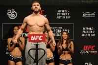Ион Куцелаба планирует нокаутировать Магомеда Анкалаева на UFC в Норфолке