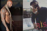 Два французских репера проведут боксёрский поединок в Брюсселе