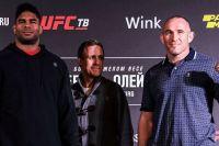 Прямая трансляция взвешивания перед турниром UFC Fight Night 149 Санкт-Петербург