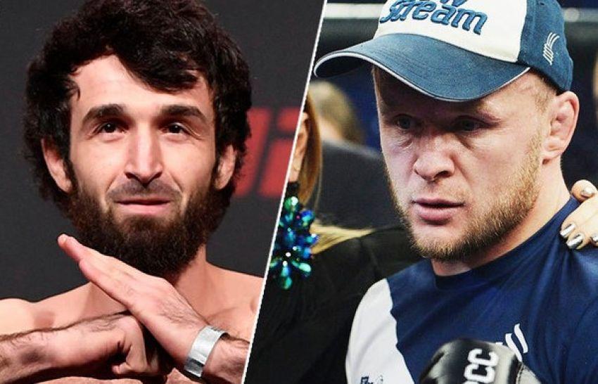 Александр Шлеменко прокомментировал возможное завершение карьеры Забита Магомедшарипова