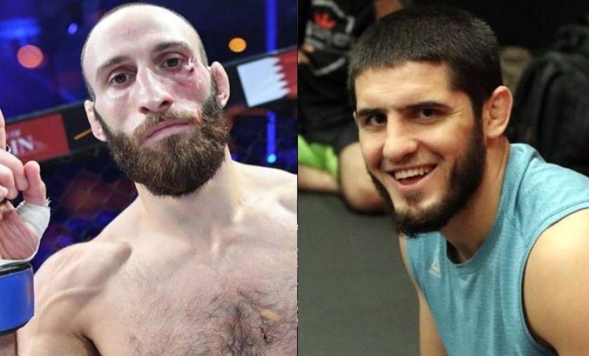 Гурам Кутателадзе готов драться с Исламом Махачевым на UFC 254