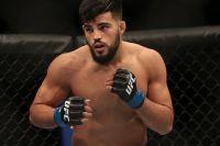 Насрат Хакпараст встретится с Дрю Добером на январском турнире UFC