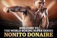 Нонито Донэйр официально присоединился к второму сезону Всемирной Боксёрской Суперсерии