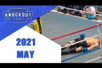Лучшие Нокауты (Май 2021)
