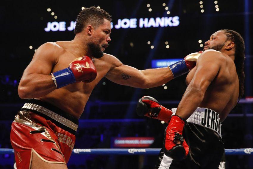 Джо Джойс может провести восстановительный бой перед поединком с Дюбуа