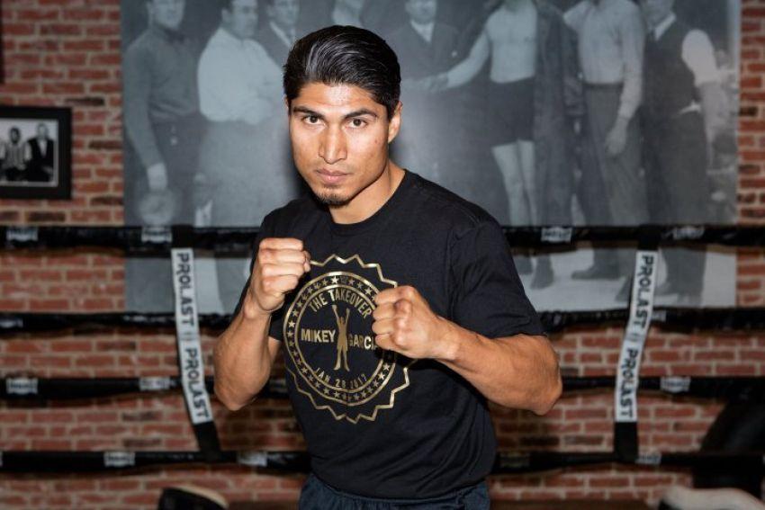 Майки Гарсия дал свой прогноз на бой Линарес - Кролла