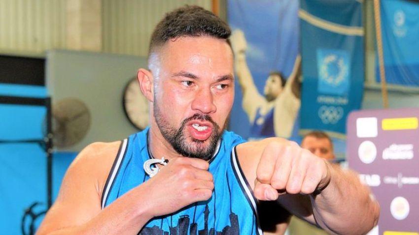 """Менеджер Паркера хочет устроить для подопечного бой в Новой Зеландии: """"Джозеф подрался бы с Чисорой, Уайтом или Усиком"""""""