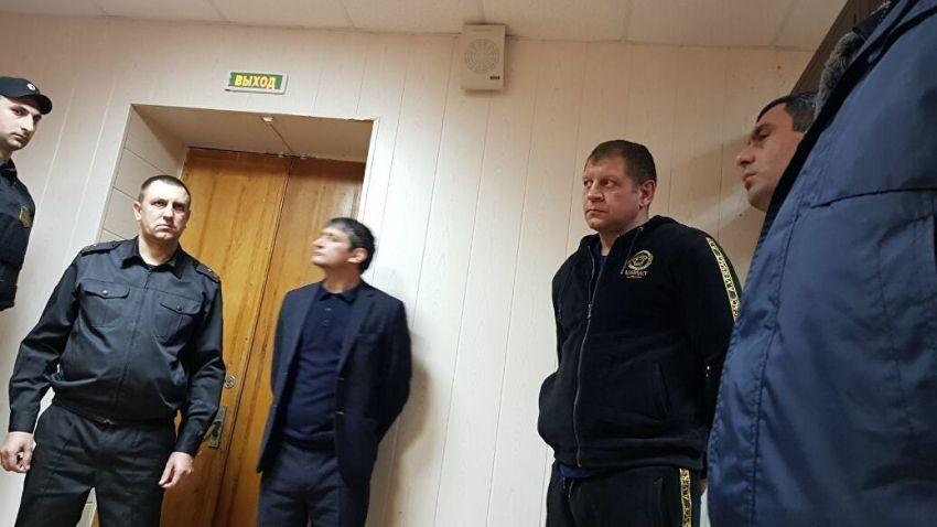 Александр Емельяненко в подробностях поведал о стычке с милицией в Кисловодске