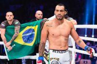 Чемпион M-1 Global Бруно Сильва переходит в UFC