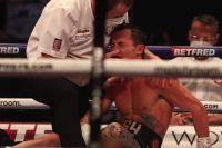 Джош Уоррингтон получил травму плеча, барабанной перепонки и перелом челюсти в бою с Маурисио Ларой