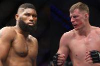 СМИ: Волков подерется с Блэйдсом в главном бою турнира UFC Fight Night Saskatoon