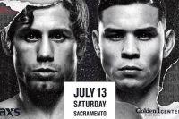Прогнозы бойцов MMA на бой Юрайа Фэйбер - Рики Симон на UFC on ESPN+ 13