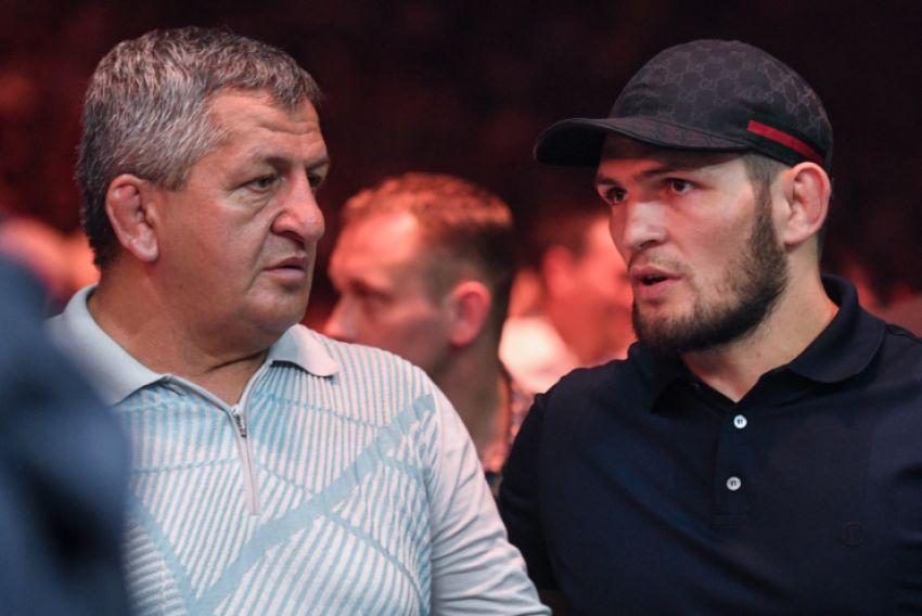 Абдулманап Нурмагомедов рассказал, чем займется Хабиб в случае длительной дисквалификации