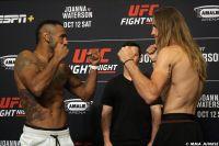 Видео боя Томас Гиффорд - Майк Дэвис UFC Fight Night 161