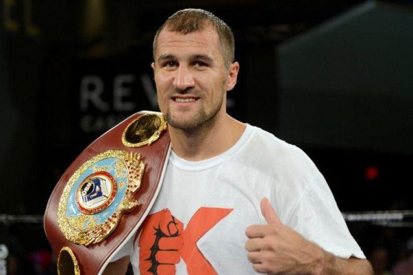 Сергей Ковалев рассказал, о чем он мечтал, когда впервые пришел в боксерский зал