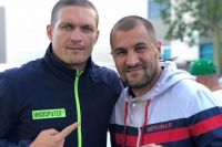 Сергей Ковалев пожелал удачи Александру Усику в дебюте в супертяжелом весе