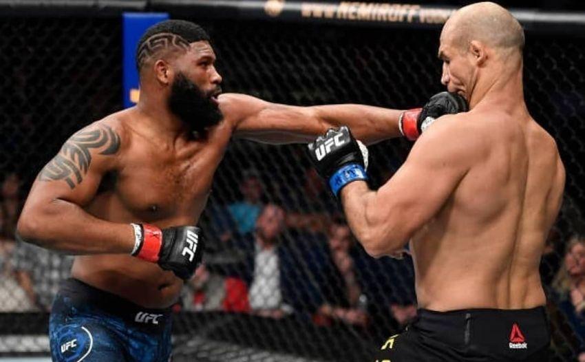 Кертис Блэйдс досрочно остановил Джуниора Дос Сантоса на UFC Fight Night 166