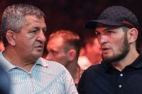 Абдулманап Нурмагомедов рассказал, когда Хабиб может завершить карьеру