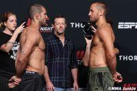 Видео боя Дастин Штольцфус - Родолфу Виейру UFC on ESPN 26