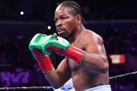 Шон Портер планирует драться с победителем боя Спенс - Гарсия