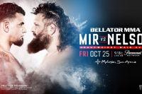 Рой Нельсон и Фрэнк Мир проведут реванш на Bellator 231