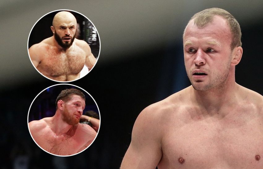 Александр Шлеменко рассказал, за кого болеет в бою Минеев - Исмаилов 2