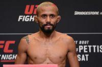 Дейвисон Фигейреду может провести реванш с Джозефом Бенавидезом на UFC 252